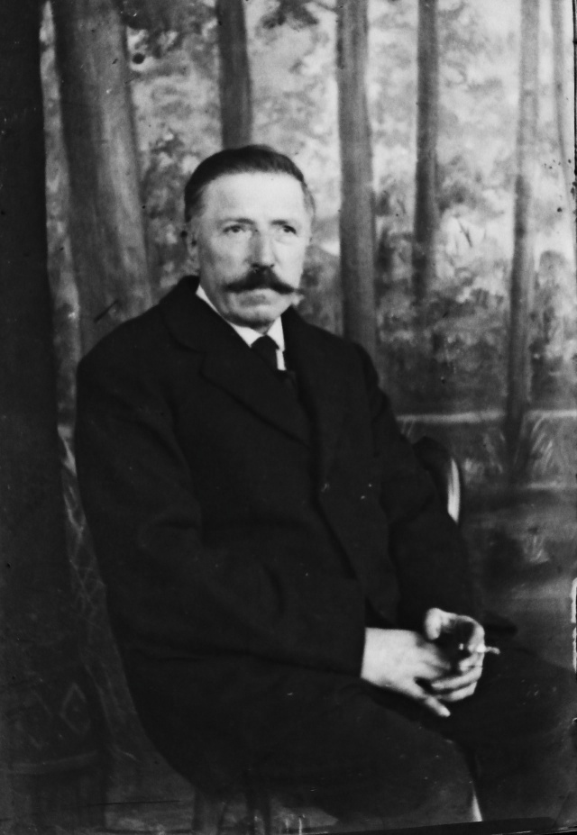 Jacobus Willem (Jaak) Bernaards (Afbeelding: mevr. Betty Bennebroek)