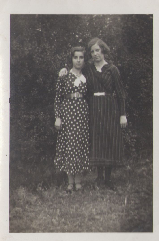 Oma Linders 1934 -hergebruik niet toegestaan