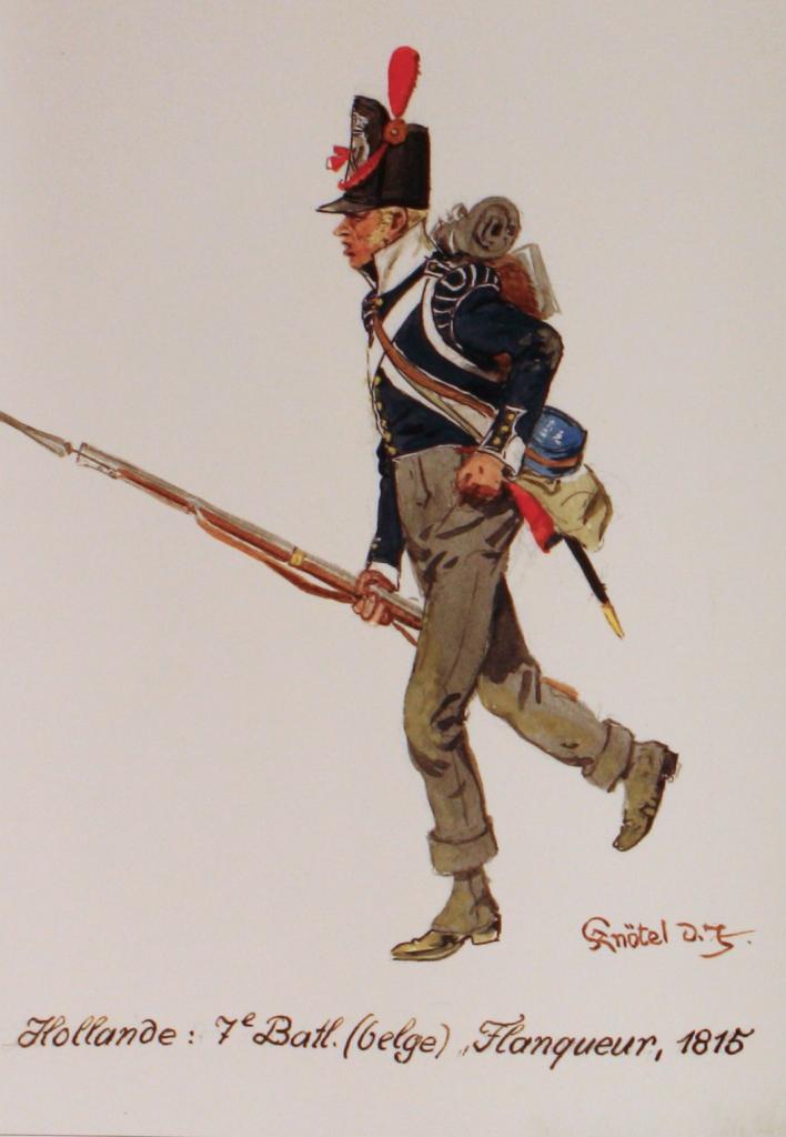 belgische-infanterie