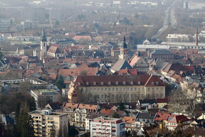 Een zicht op Durlach. (Afbeelding: C. Beha/Picasaweb)