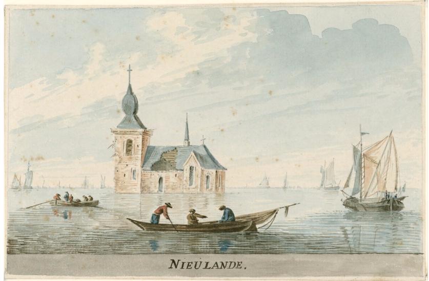nieuwlande 1617