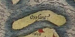 orisand